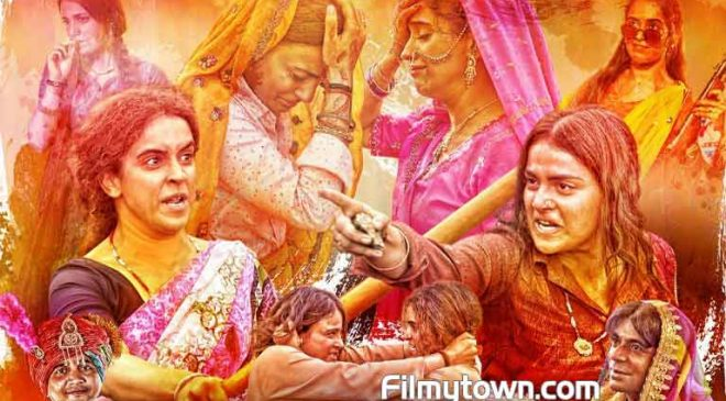 Vishal Bhardwaj sees Indo-Pak relation in Pataakha's warring sisters