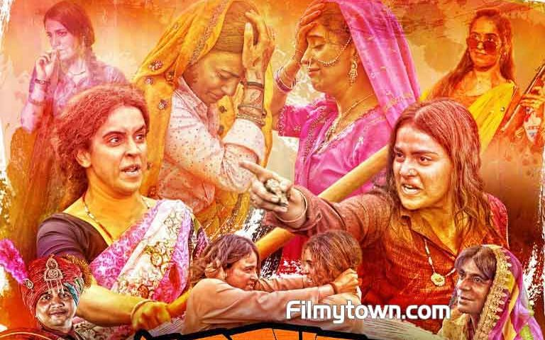 Vishal Bharadwaj's upcoming film Pataakha