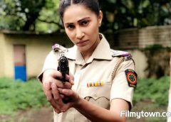 Rishina Kandhari loves playing a cop in Khakhi Vardi