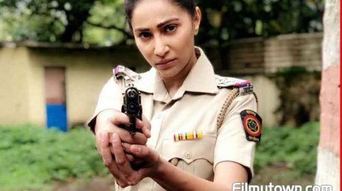 Rishina Kandhari in Crime Patrol