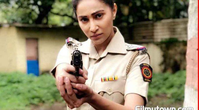 RishinaKandhari loves playing a cop in Khakhi Vardi