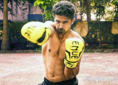 Kickboxing – Saqib Saleem's new passion