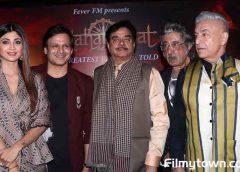 Shilpa Shetty, Shatrughan, Vivek Oberoi's MAHABHARAT