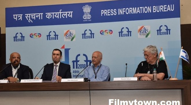 Dan Wolman's upcoming film is partly based in India – IFFI 2018