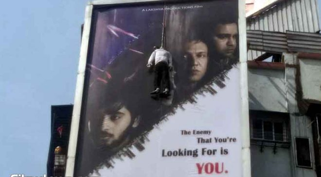 The Dark Side of Life promos catch Mumbaikars' attention