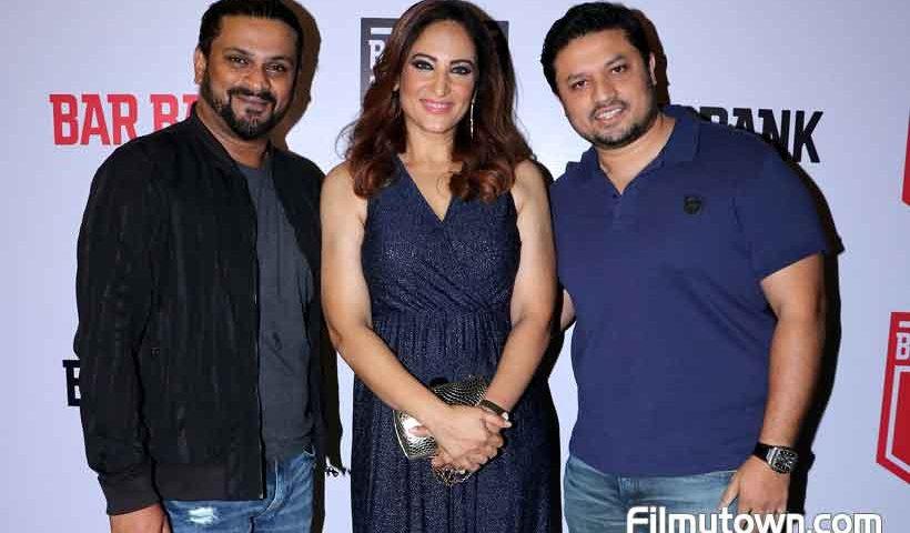 Kedar Gawde, Rakshanda Khan and Mihir Desai