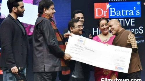 Shatrughan Sinha at Dr Batra Event