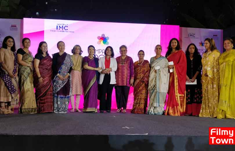 Brinda Miller, Anju Bolly George, IMC Impact awards 2019