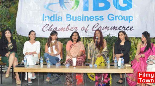 IBG celebrates International Women's Day in Mumbai