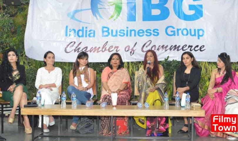 Intl Womens Day in Filmy Town