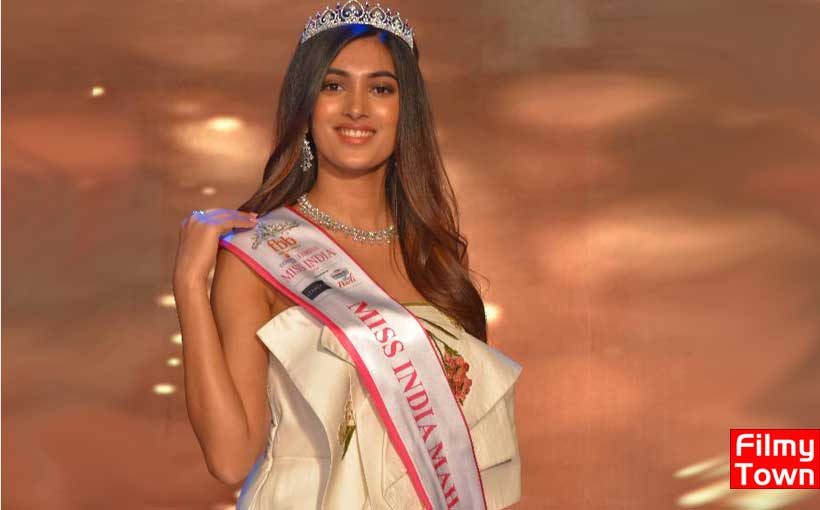 Grand finale of Miss India 2019