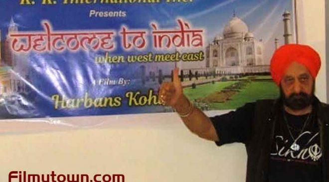 Harbans Kohli announces his next – Welcome to India