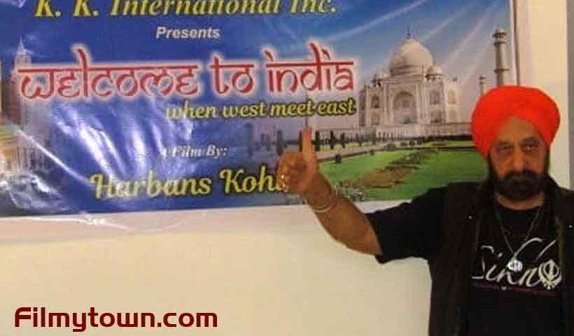 Harbans Kohli announces Welcome to India