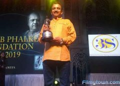 NATSAMRAT gets the best director's award at Dadasaheb Phalke Film Foundation