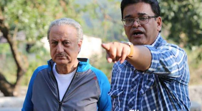 Director Ashok Nanda speaks about his upcoming film Anupam Kher's ONE DAY