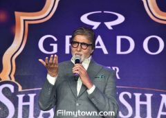 Amitabh Bachchan wows the audience at GRADO SUPER SHAHENSHAH MEET