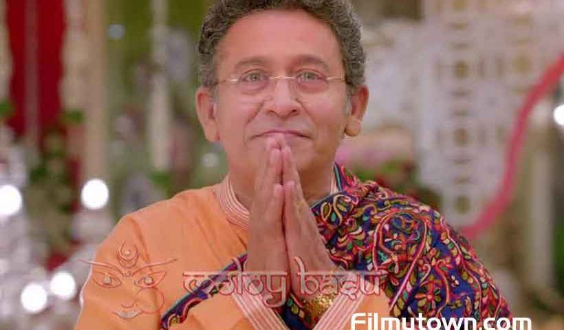 Uday Tikekar as Moloy Basu in Kasauti Zindagi Key 2