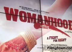 Poster launch of Hindi feature film 'Womanhood'