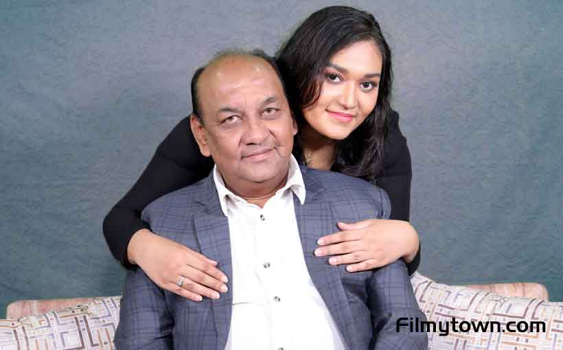 Ajay Jaswal and daughter Apeksha Jaswal launch Apeksha Music