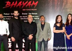 Gulshan Monji launches her horror-thriller: BHAYAM