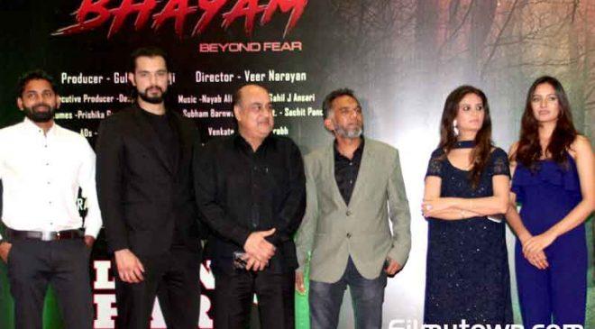 Gulshan Monji launches her horror-thriller: BHAYAM