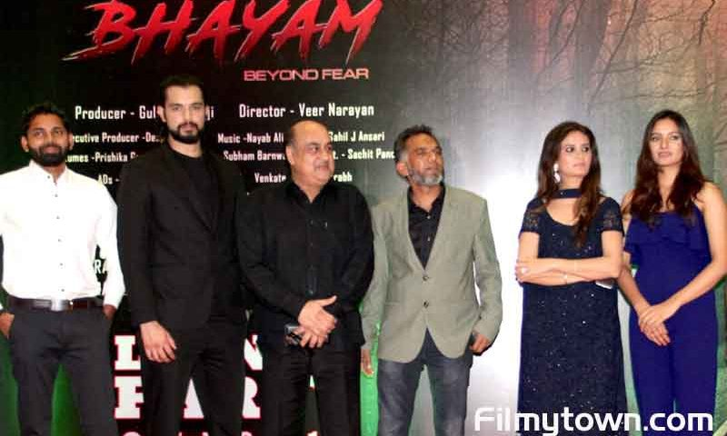 BHAYAM film announcement
