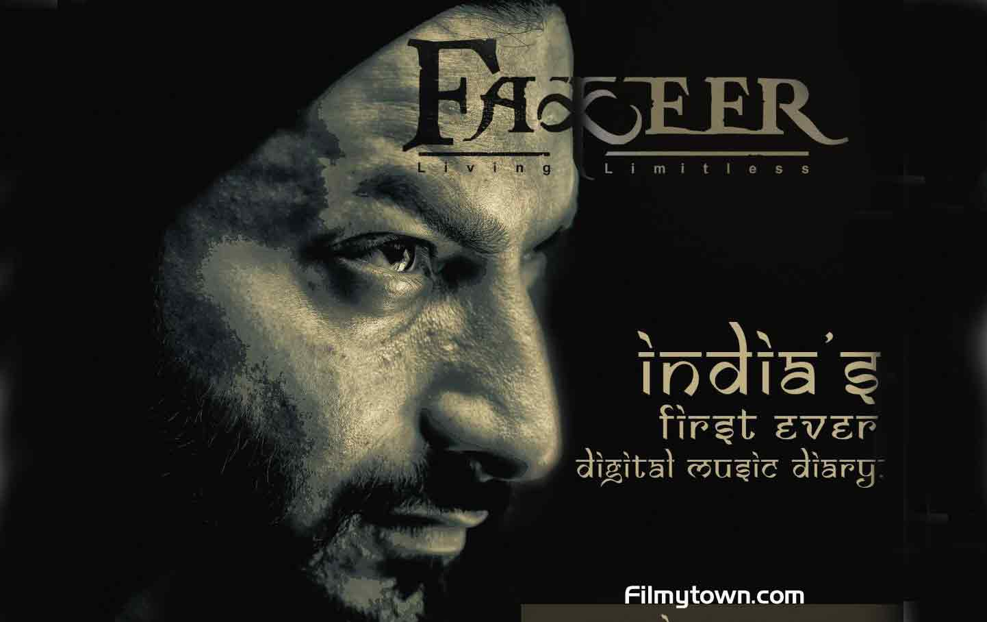 Faqeer digital music journey