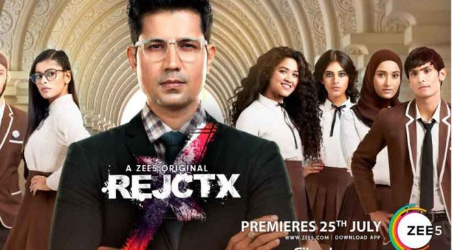 ZEE5 to premiere its youthful mystery-thriller – RejctX