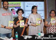 Rohit Shetty at Janhavi Samant's Faaltugiri & Other Flashbacks Book Launch