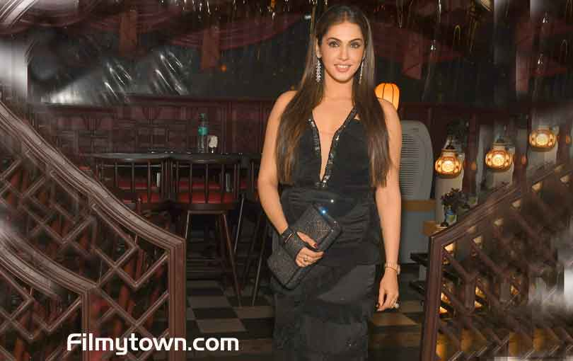 Isha Koppikar at Sin City