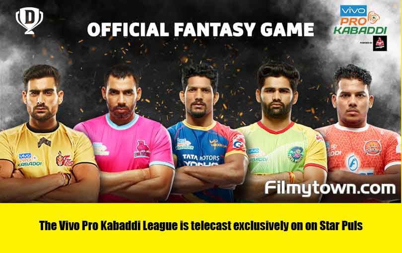 Vivo Pro Kabaddi League 2019