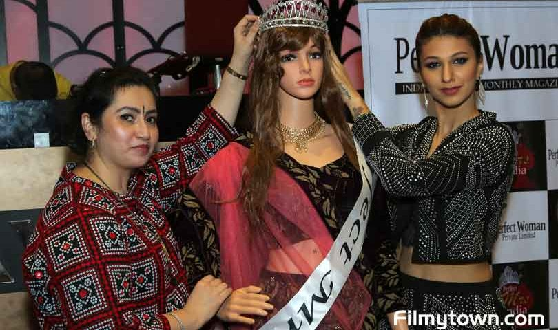Perfect Mrs India 2019 crown unveiling