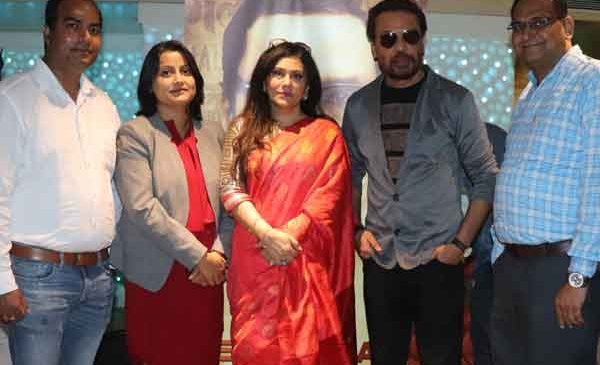 Deepika Chikhlia launches Deendayal Ek Yugpurush trailer