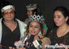 Joyce Nunes crowned Perfect Mrs India 2019