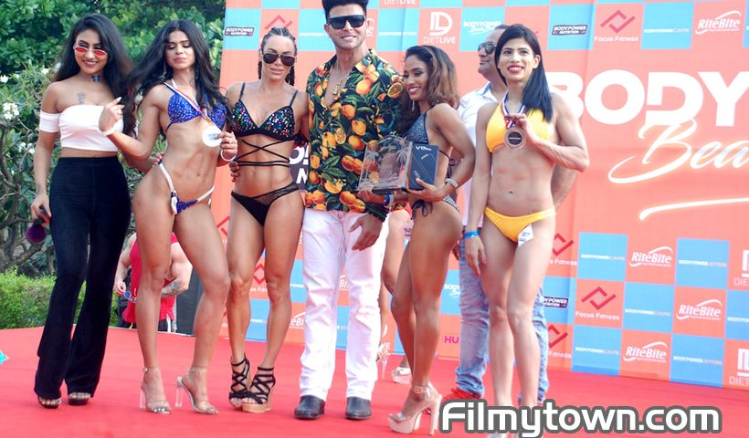 Sahil Khan's Beach Body Carnival