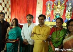 Bollywood hails SPANDAN FOUNDATION'S DURGA PUJA!