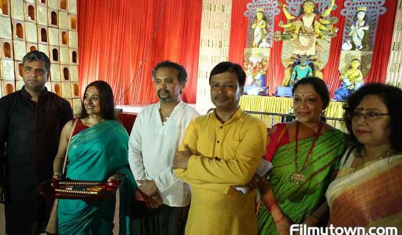 Spandan Foundation's Durga Puja 2019