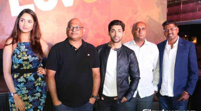 Luv U Turn trailer launch: Ruslaan Mumtaaz, Adhvikh Mahajan to vow the youth