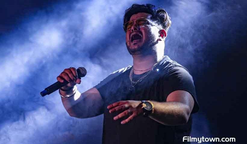 Vishal Mishra live concert