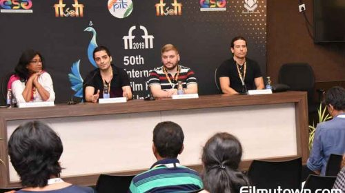 IFFI 2019 Entertainment, Meaning and Magic are three layers of filmmaking- Maysam Makhmalbaf at IFFI 2019