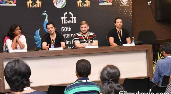 Entertainment, Meaning and Magic are three layers of filmmaking- Maysam Makhmalbaf at IFFI 2019