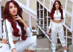 Nora Fatehi sports a cool, sassy look in Street Dancer 3D