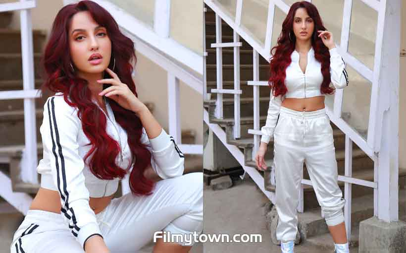 Nora Fatehi December 2019
