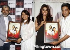 PAINFUL PRIDE poster launched by Pallavi Joshi, Rituraj K Singh