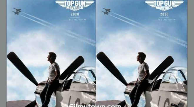 Tom Cruise's TOP GUN MAVERICK releases mid-2020