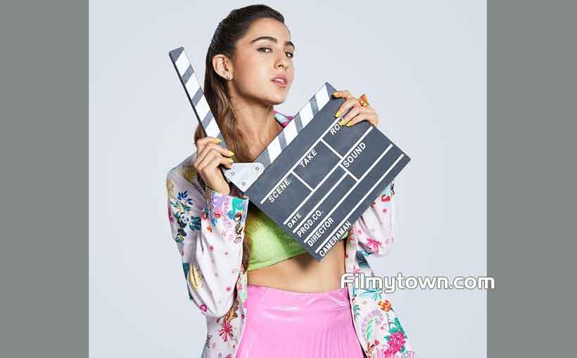 Sarah Ali Khan for CCDT