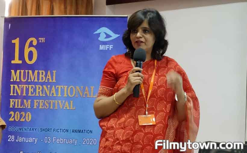 Smita Vats Sharma, MIFF 2020