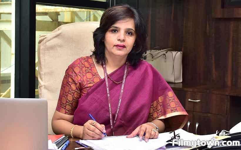 Smita Vats Sharma, DG, Films Division