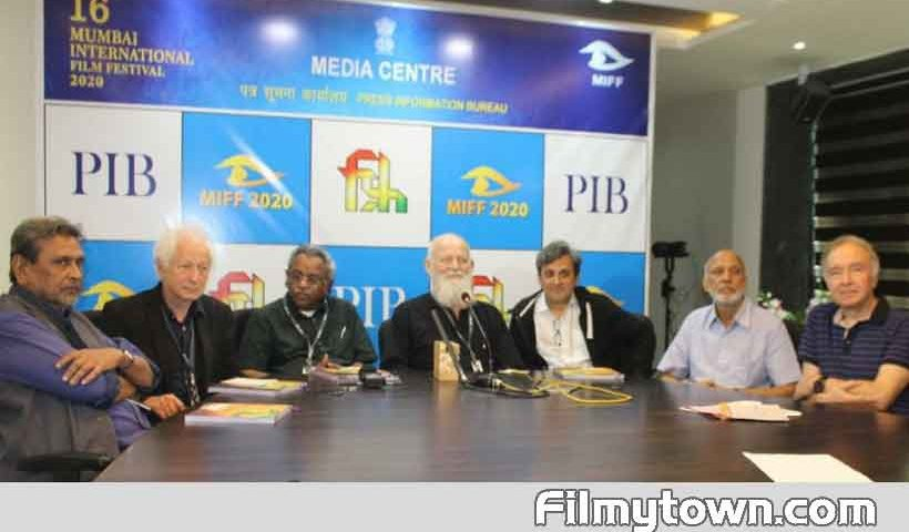 The Jury of MIFF 2020