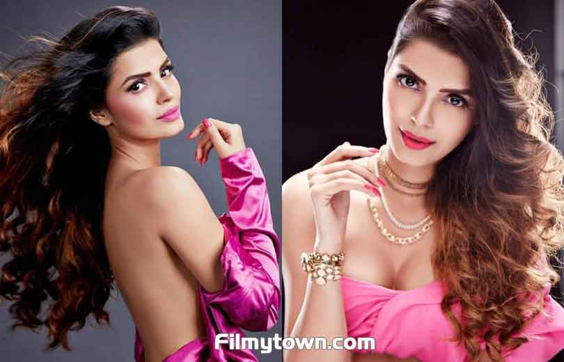 Sonali Raut in FilmyTown